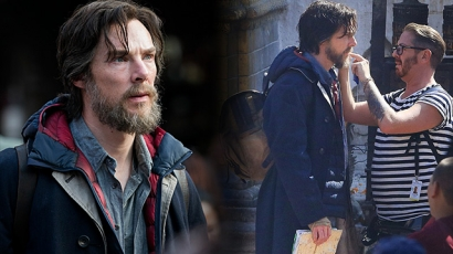 Benedict Cumberbatch Nepálban forgatja a Marvel új filmjét