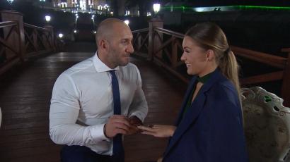 Berki végre gyűrűt húzott Pamela ujjára