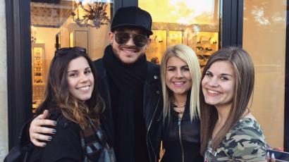 Beszámoló! Magyar rajongóival találkozott Adam Lambert és Brian May Budapesten