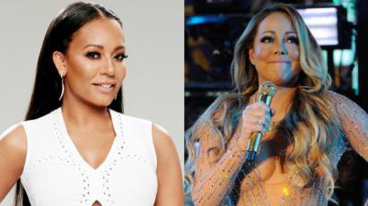 Beszólt Mariah Carey-nek az egykori Spice Girl