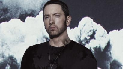 Betörőt fogott saját otthonában Eminem