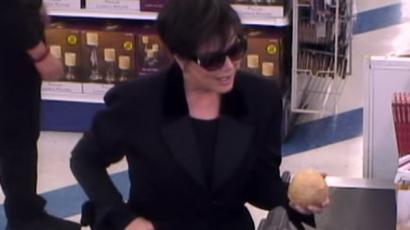 Bevásárlóközpontban dilizett be Kris Jenner – videó