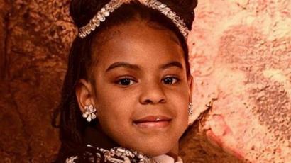 Beyoncé kislánya 7 évesen zenei díjat nyert