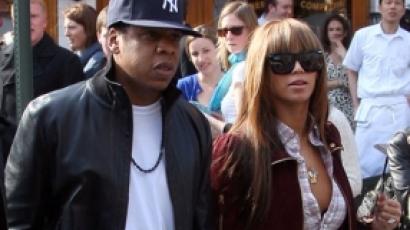 Beyoncét majdnem elütötték!