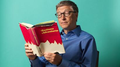 Bill Gates szerint ezt az öt könyvet kell elolvasnod idén nyáron