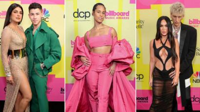 Billboard Music Awards: így jelentek meg a sztárok