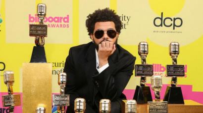 Billboard Music Awards: The Weeknd 10 szoborral tért haza – a nyertesek listája!