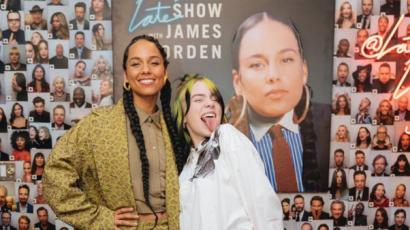 Billie Eilish és Alicia Keys fantasztikus duettet énekelt
