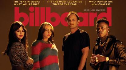 Billie Eilish és Selena Gomez egy címlapon szerepel