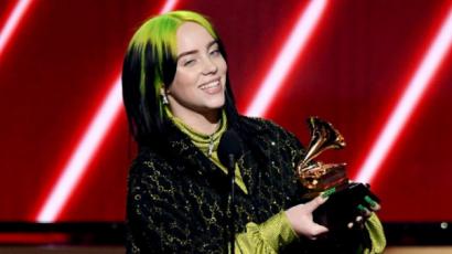Billie Eilish nem érezte megérdemeltnek Grammy-díjait