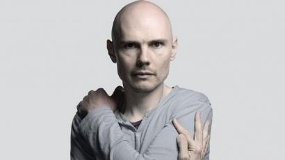 Billy Corgan vadonatúj szerzeményt mutatott be
