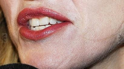 Bizarr képek jelentek meg Madonnáról