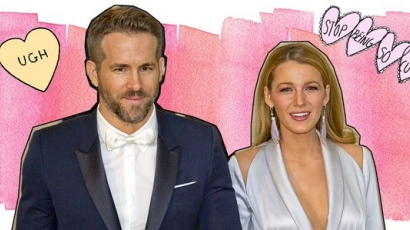 Blake Lively és Ryan Reynolds megmutatták gyönyörű gyerekeiket