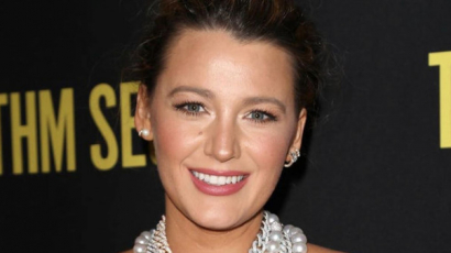 Blake Lively fantasztikusan nézett ki új filmje premierjén
