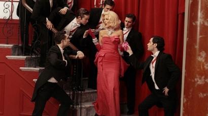 Blake Lively Marilyn Monroe bőrébe bújik