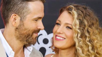 Blake Lively nem várt képet posztolt Ryan Reynolds születésnapján