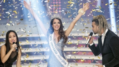 Bódizs Veronika lett a Miss Universe Hungary
