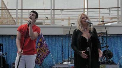 Bonnie Tyler lenyomta a toplistán a Despacitót