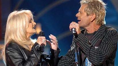 Bonnie Tyler nem tud playbackelni!