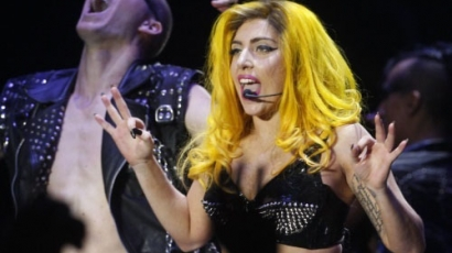 Gaga máris feldolgozta a Born This Wayt