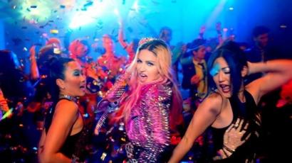 Borzalmas kritikákkal illetik Madonna legújabb videoklipjét