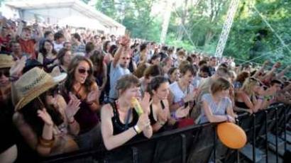 Botránnyal indult a VOLT fesztivál