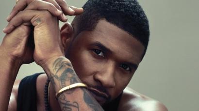 Botrány: Ádámkosztümben szelfizett Usher