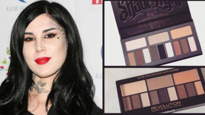 Botrányt okozott Kat Von D: beszólt a Makeup Revolutionnek