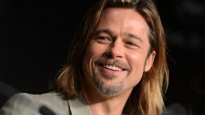 Brad Pitt Angelina Jolie terveiről beszélt