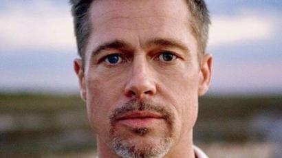 Brad Pitt csak három gyermekével ünnepelte születésnapját