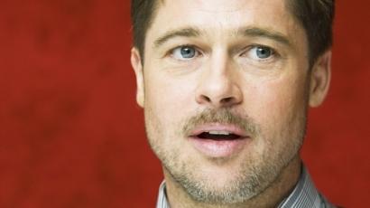 Brad Pitt ismét Magyarországon forgat