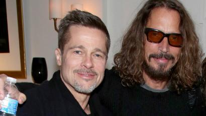 Brad Pitt lesz a producere a Chris Cornellről készülő dokumentumfilmnek