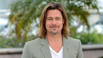 """Brad Pitt: """"Még nincs meg az esküvő időpontja"""""""