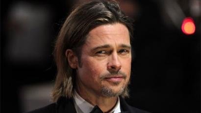 """Brad Pitt: """"Nem adhatunk pénzt minden koldusnak"""""""