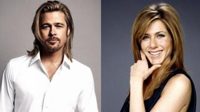 Brad Pitt válik és visszatér Jennifer Anistonhoz?