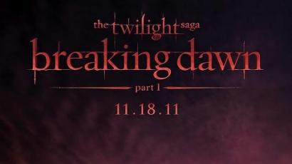 Breaking Dawn: itt az első rövid előzetes!