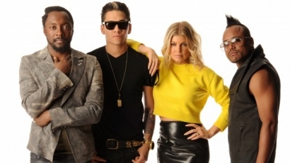 Bréking! Ismét összeáll a Black Eyed Peas