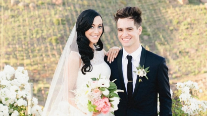 Brendon Urie megnősült