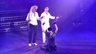 Brian May a Queen jövőjéről beszél