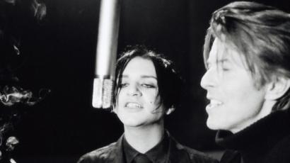 """Brian Molko: """"Kincsként őrzöm minden David Bowie-val töltött pillanat emlékét"""""""