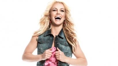 Britney csúcsformában!