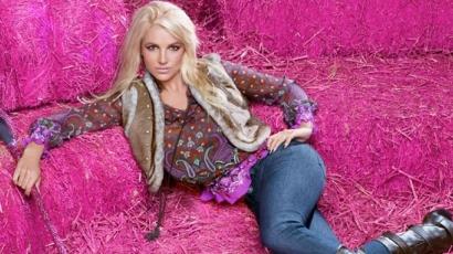 Britney hétfőn új reklámfilmet forgat