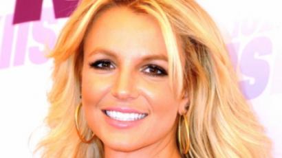 Britney ismét stúdióba vonult