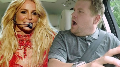 Britney Spears lesz a következő sztárvendég a Carpool Karaoke-ban