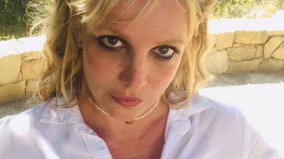 Britney Spears levágatta a haját