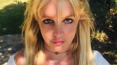 Britney Spears törölte Instagramját