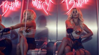 Britney új videoklipje minden határt feszeget