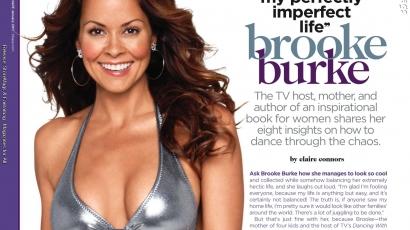 Brooke Burke sosem volt még ennél fittebb