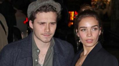 Brooklyn Beckham és barátnője olyat veszekedett, hogy biztonsági őrök választották szét őket