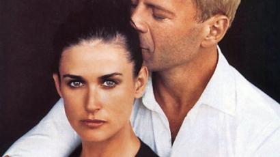 Bruce Willis és Demi Moore újra együtt